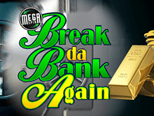 Mega Spins Break Da Bank от Вулкан Ставка