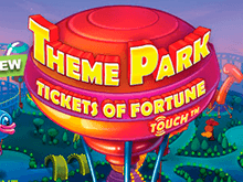 Theme Park – Tickets Of Fortune в игре от казино Вулкан